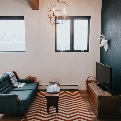 A cozy and comfortable space (Fresh Photography)