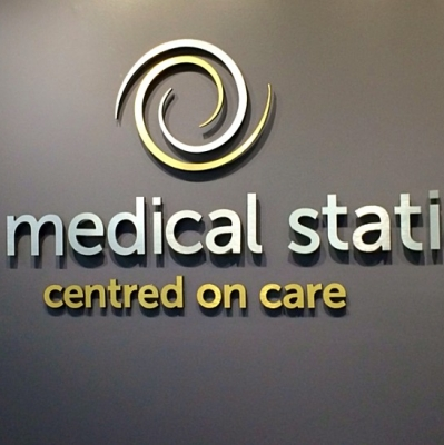 The Medical Station