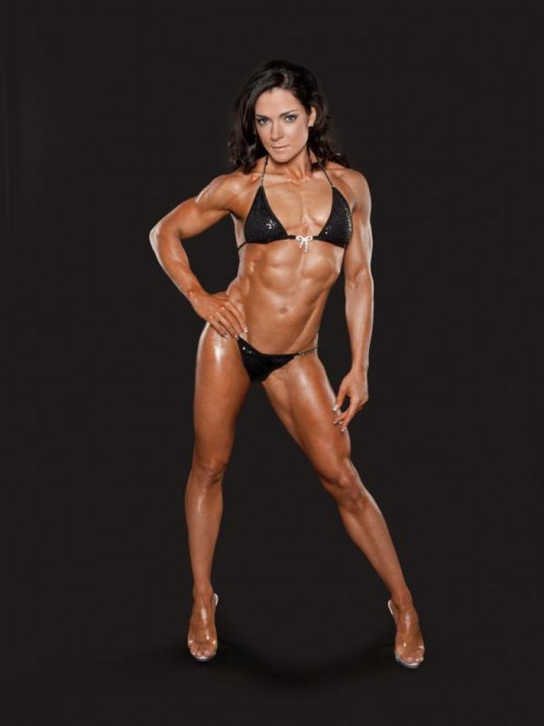 Fiona Harris Fitness IFBB Fitness Professional - Mark Bradfield