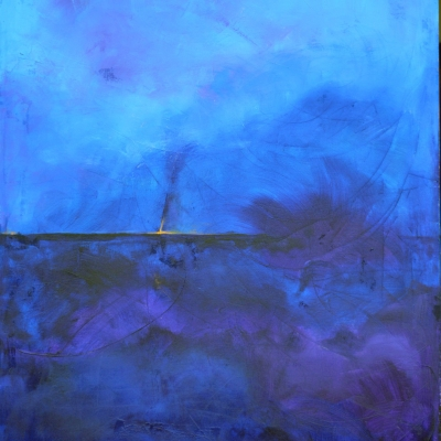 Blue Horizon by Carolyn Bather