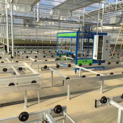 Plant spacing Equipment