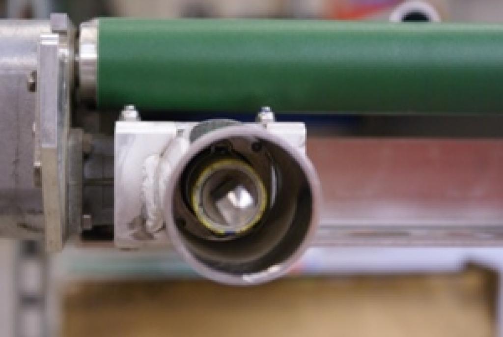 Portable Belt Conveyor   TAVA Systems   Greenhouse Automation