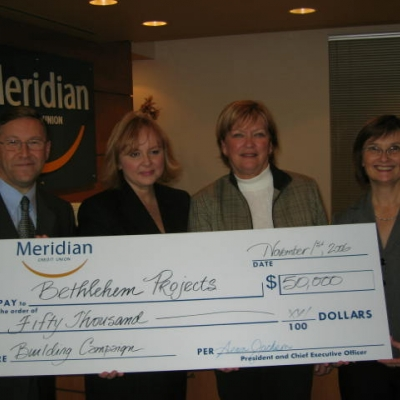 2006 Capital Campaign Meridian Credit Union
