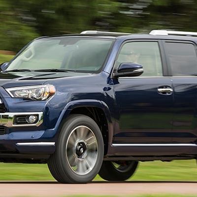 #10 | Toyota 4Runner | Price as tested $37,425