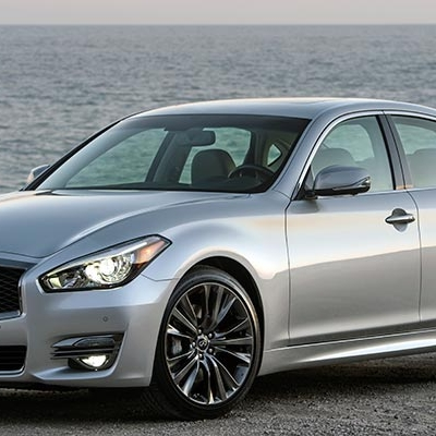 #3 | Infiniti Q70 | Price as tested $53,825
