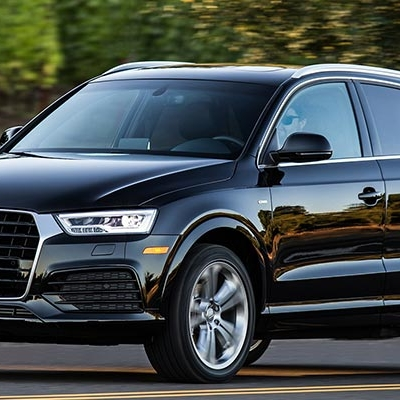 #4 | Audi Q3 | Price as tested $40,125