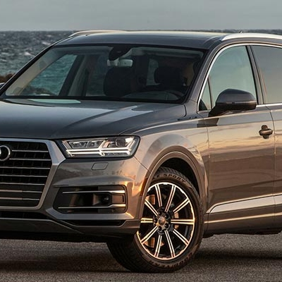 #9 | Audi Q7 | Price as tested $68,695