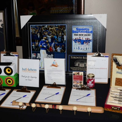 Silent Auction Prizes