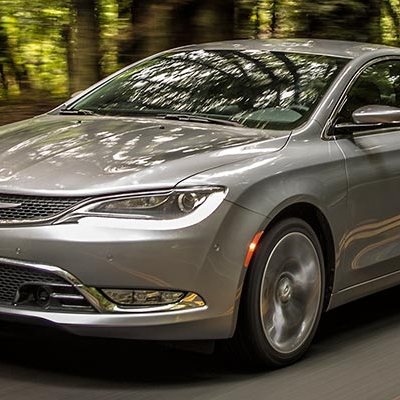 #6 | Chrysler 200