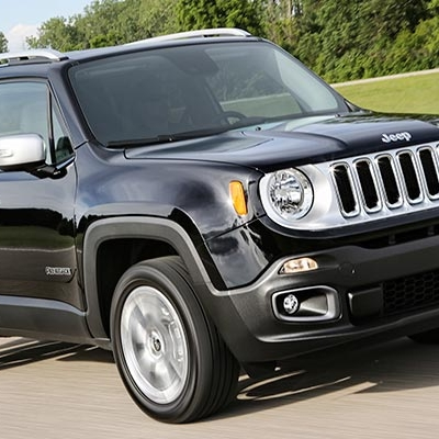 #8 | Jeep Renegade