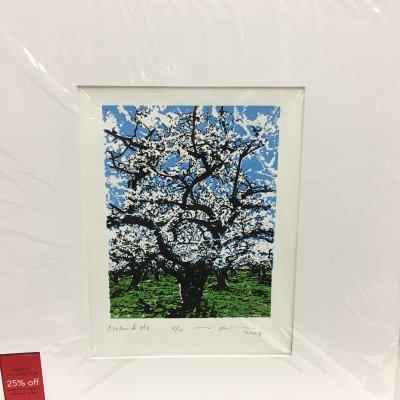 Orchard (Print) by Toby Anderson 2009
