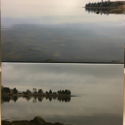 Original Norm Foster Photographs of Chester Bay, NS