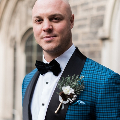 Jason Pottinger, Mens Custom Suits, Toronto
