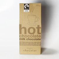 Milk Hot Chocolate ($11.95)