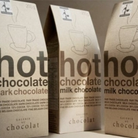 Dark Hot Chocolate ($11.95)