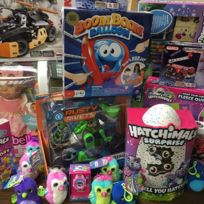 Spinmaster Toys Donation