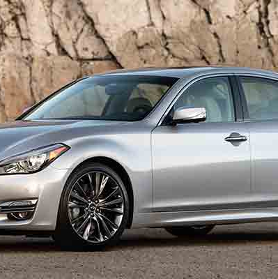 # 10 | Infiniti Q70 | Price as tested $ 53,825