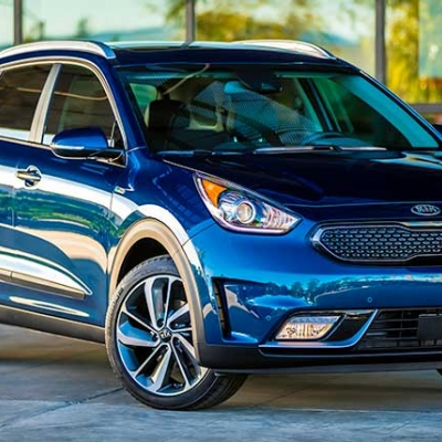 # 1 | Kia Niro | Price as tested $ 26,805