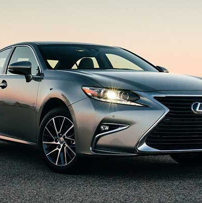# 3 | Lexus ES | Price as tested $ 43,702