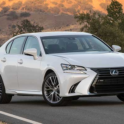 # 4 | Lexus GS | Price as tested $ 58,858