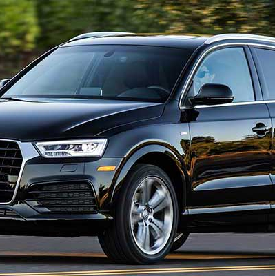 # 5 | Audi Q3 | Price as tested $ 40,125