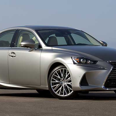# 7 | Lexus IS | Price as tested $ 48,149