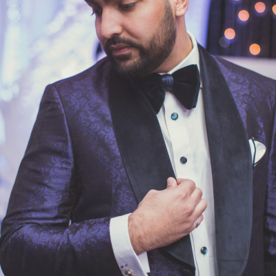 Custom Wedding Suit Toronto