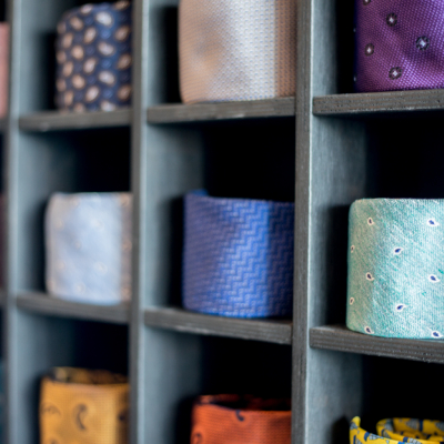 Ties, Details & Accessories, King & Bay, Toronto