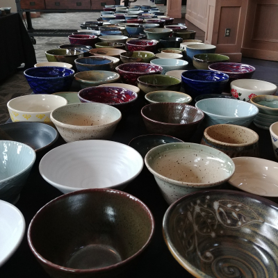 13th Annual Empty Bowls Fundraiser