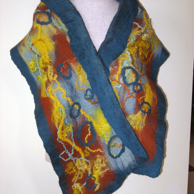 Libbie Burns | Felting Artist