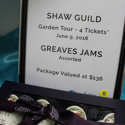 Shaw Guild Garden Tour - 4 tickets, plus Greaves Jams