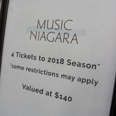 4 Music Niagara Tickets