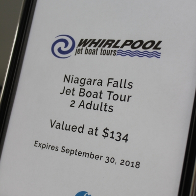 Whirlpool Jet Tour for 2 Adults