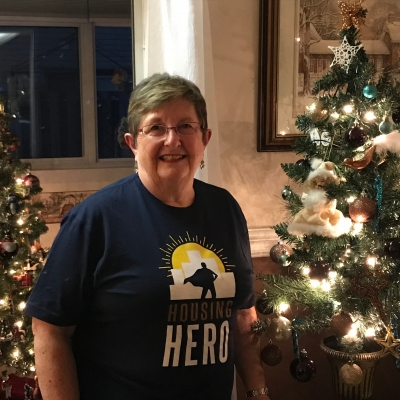 Sue Anderson Loyal Supporter of Bethlehem