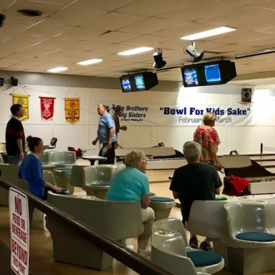 Great Turn Out for Bowling!