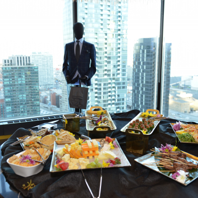 King & Bay Private Event Catering