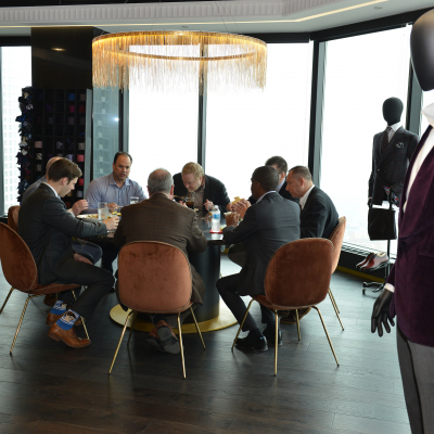 Ci Investments Lunch Event
