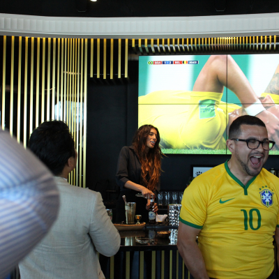 Private World Cup Party at King & Bay