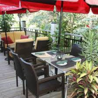Tin Mill Restaurant Patio