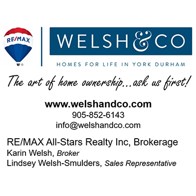 Welsh & Co Real - Homes for Life