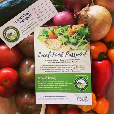 Local Food Month | Passport