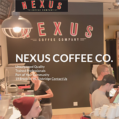 Nexus | Coffee & Gelato