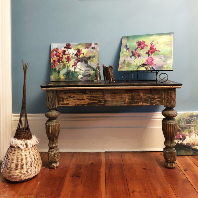 'Sunderland' Reclaimed Wood Console Table