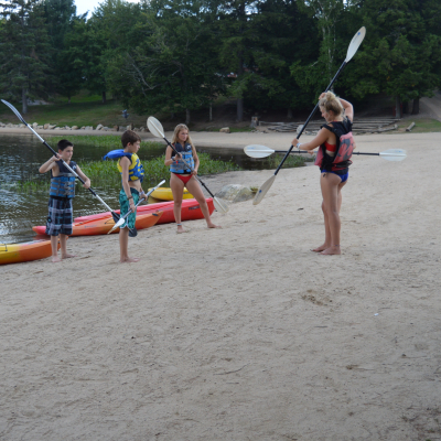 Paddle Sports, Hockey Opportunity Camp, Summer Camp, Ontario