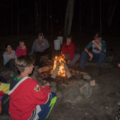 Outdoor Survival, Hockey Opportunity Camp, Summer Camp, Ontario