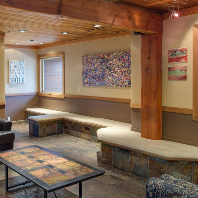 Reception | Cedar Dental Centre