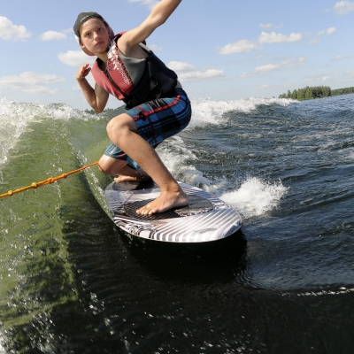 Water Skiing, Hockey Opportunity Camp, Summer Camp, Ontario