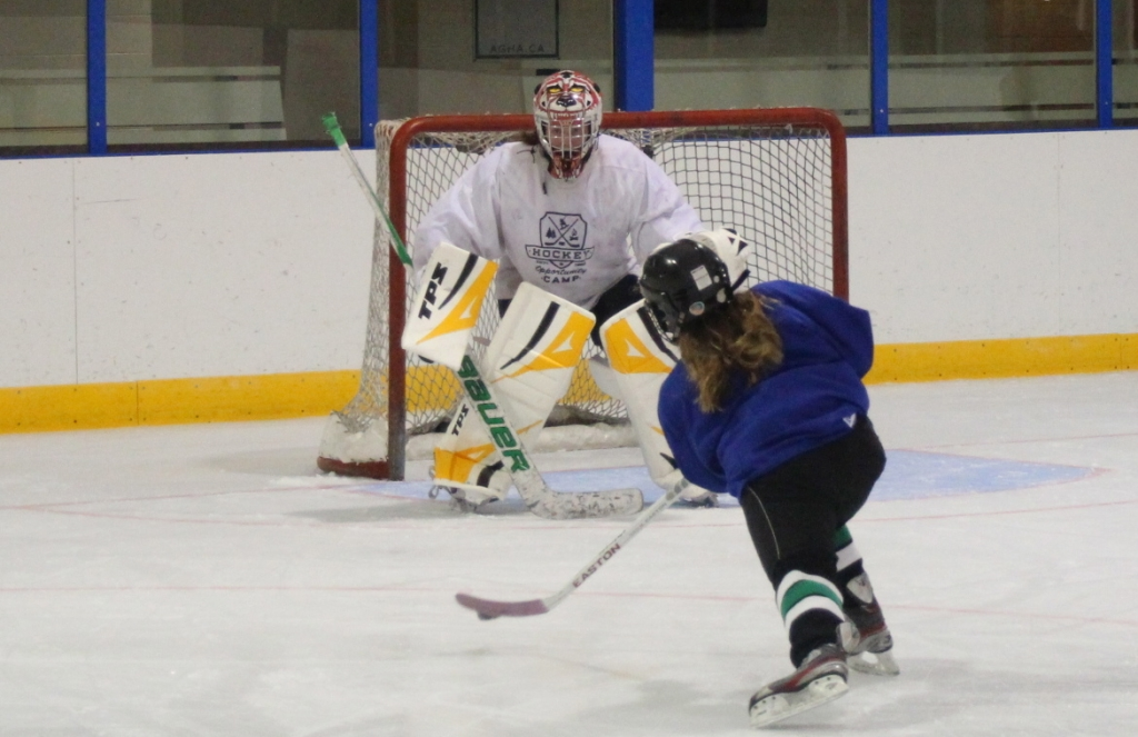 Goalie Program Hockey Opportunity Summer Camp Ontario
