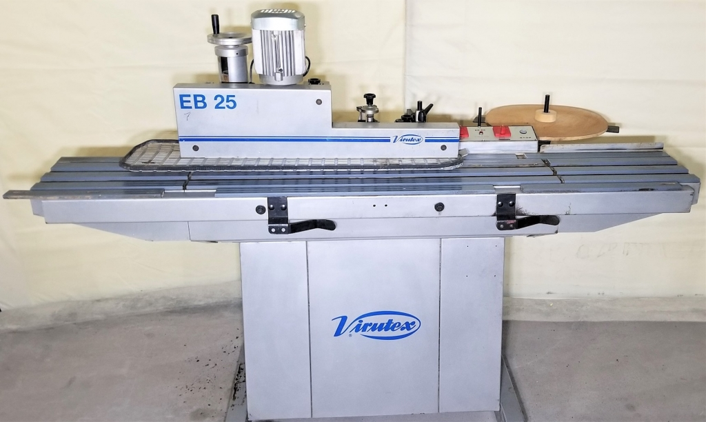 Used 2000 Edgebander - Virutex EB25 - REF# 1917BM | Brighton
