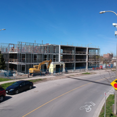 May 2019 - Construction